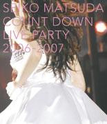 SEIKO MATSUDA COUNT DOWN LIVE PARTY 2006-2007 (Blu-ray Disc)