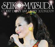 SEIKO MATSUDA COUNT DOWN LIVE PARTY 2008-2009 (Blu-ray Disc)