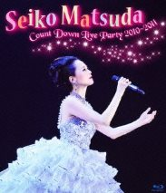 SEIKO MATSUDA COUNT DOWN LIVE PARTY 2010~2011 (Blu-ray Disc)